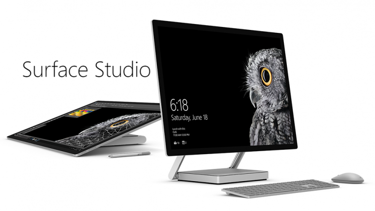 SURFACE STUDIO | PRIMEIRO DESKTOP DA MICROSOFT | Pixel Blog
