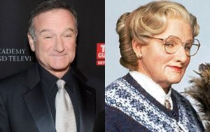 Robin Williams em Uma Babá Quase Perfeita