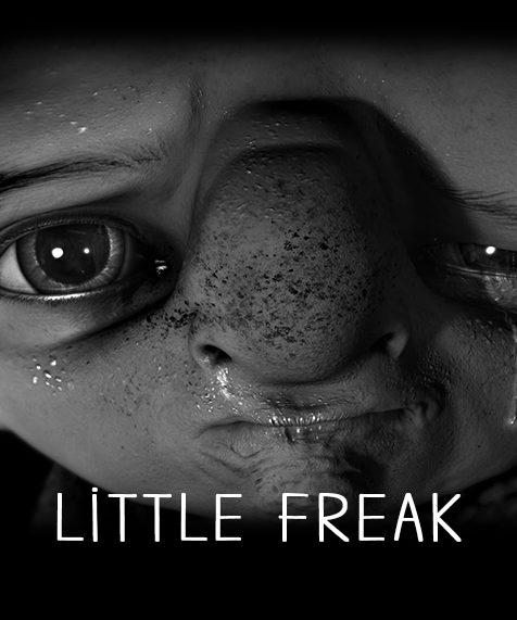 LITTLE FREAK, UMA EMOCIONANTE ANIMAÇÃO
